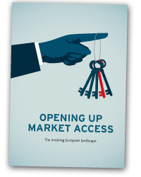 Opening up market access