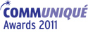 Communiqué Awards 2009 logo