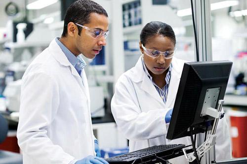 Janssen scientists