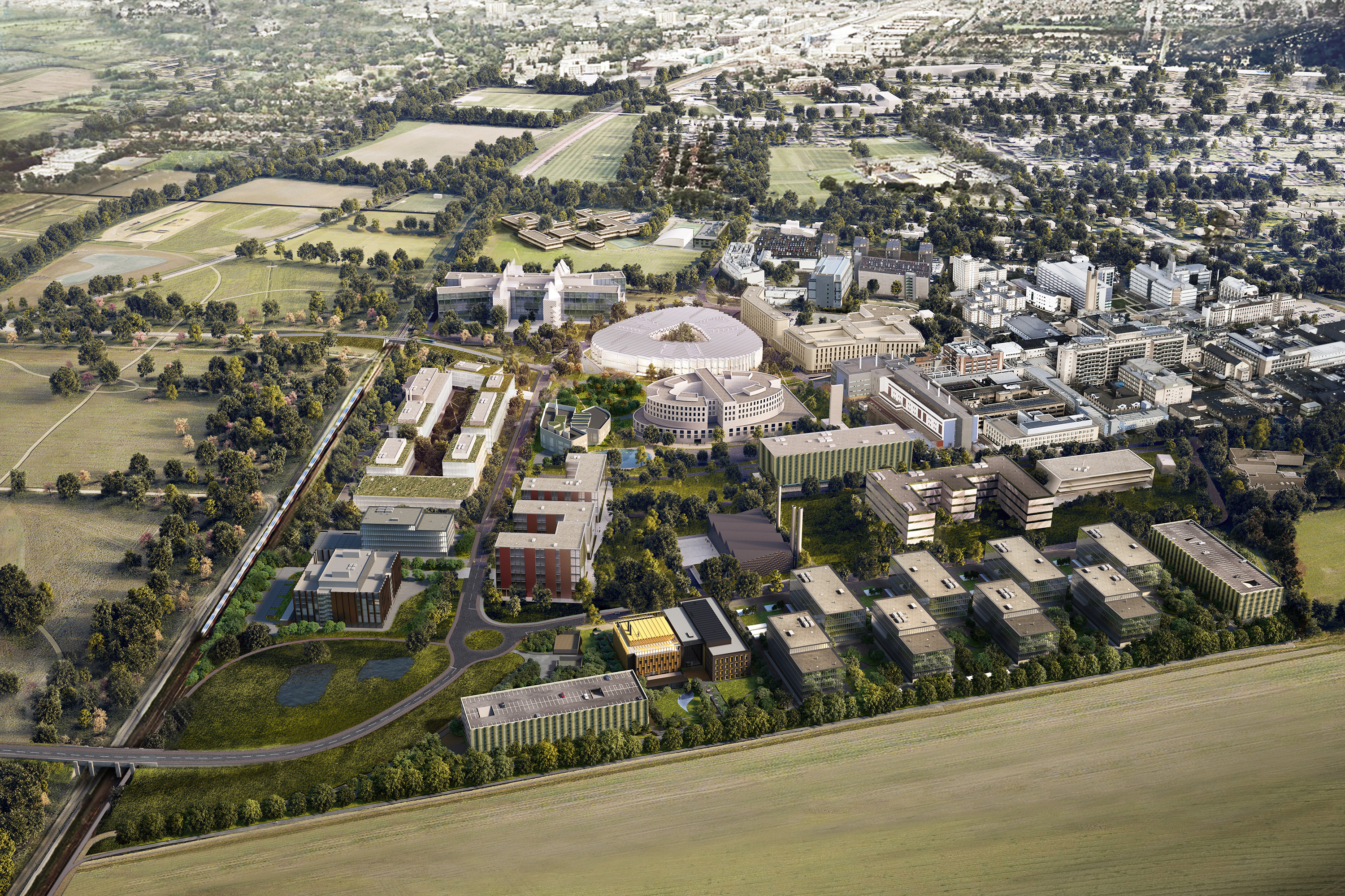 Cambridge biocampus