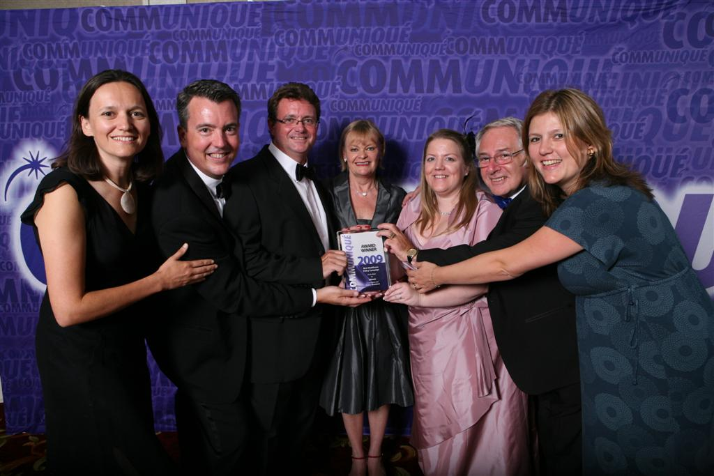Communiqué Awards 2009: Winners in pictures - PMLiVE