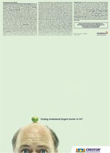 Crestor advertisement