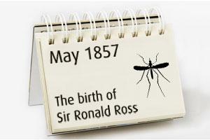 calendar May 1857