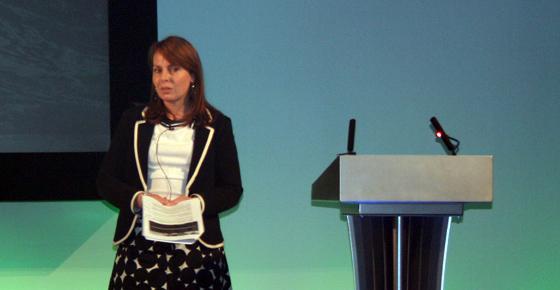Claire Derbyshire, Sanofi, BHBIA conference