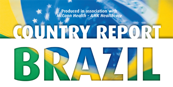 Country report: The healthcare market in Brazil
