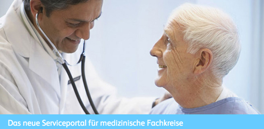 Pfizer Germany healthcare professionals portal