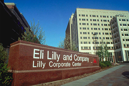 Lilly pharma
