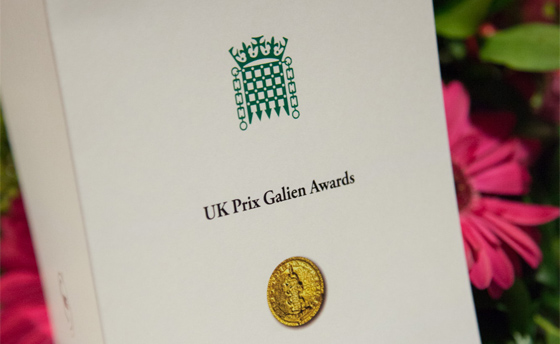 UK Prix Galien Awards 2012
