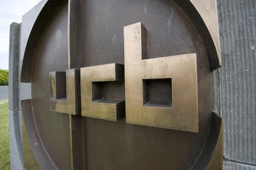 UCB sign
