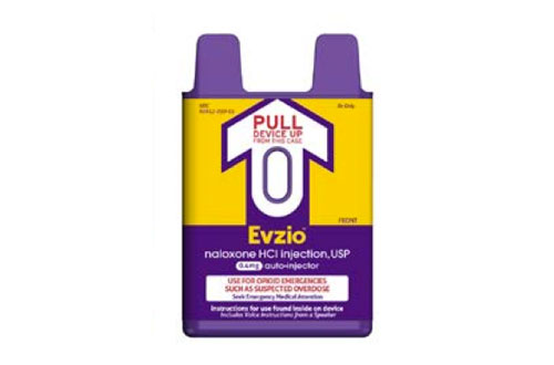 evzio opioid overdose treatment