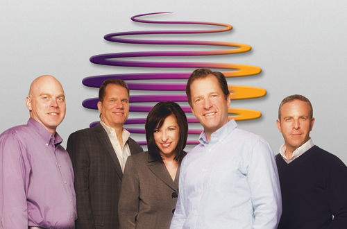 PulseCX executives