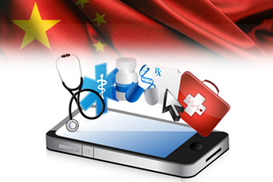 China smartphone mobile apps