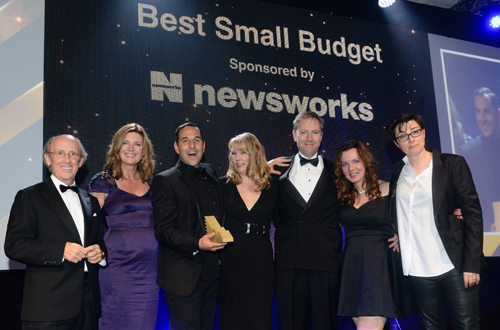 IPA effectiveness awards best small budget