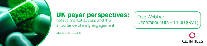 Holistic market access and the importance of early engagement