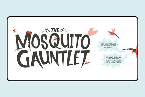 Novartis malaria Pinterest social media campaign