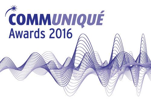 Communiqué Awards 2016