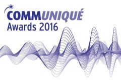 Finalists revealed for Communiqué Awards 2016