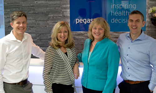 Pegasus joins Ashfield Healthcare Communications