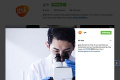 Pharma ramps up its use of Instagram