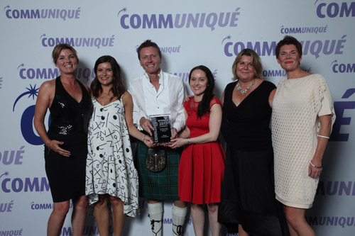 Communique In-House Team Year Allergan Pegasus 2017