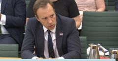 Health secretary's 'rip off' remarks anger UK pharma