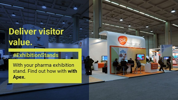 Pharmaceutical Exhibition Stand Design : How to deliver visitor value with your pharma exhibition stand