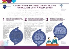 HCA releases new PR media guide