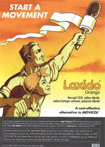 Laxido advertisement
