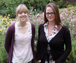 Photo of Emma Ellwood & Katie Armson