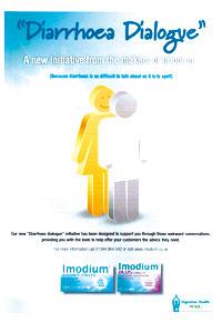 Diarrhoea Dialogue Advert