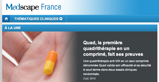 WebMD Medscape France