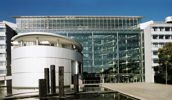 Boehringer headquarters