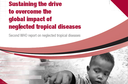 Sustaining the drive to overcome the global impact of neglected tropical diseases