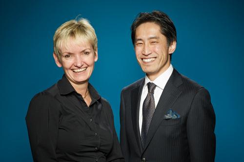 Kay Drake & Naoki Okamura
