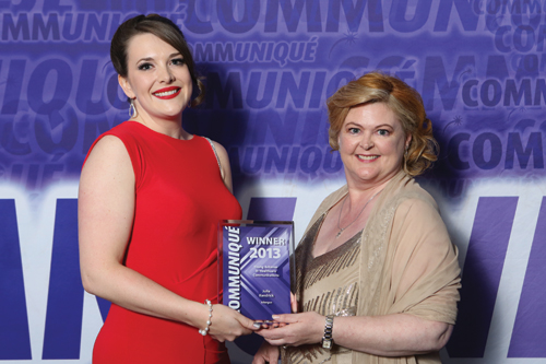 Julia Kendrick, Young Achiever in Healthcare Communications