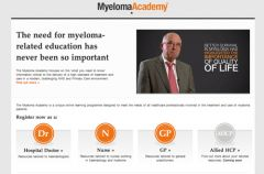 Myeloma UK and M3 launch education programme
