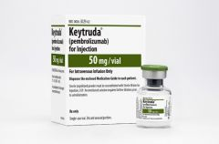 Merck's Keytruda meets survival challenge in NSCLC