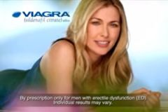 Pfizer targets women in Viagra campaign
