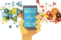 Sharp rise in mobile health app numbers