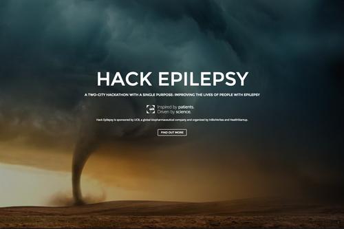 UCB Hack Epilepsy hackathon