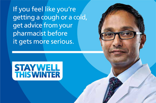 NHS Winter Comms