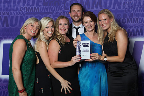 The Lucid Award for Medical Education Consultancy of the Year Virgo Health