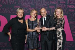 Uptake Strategies and Sanofi win capability development prize at PMEA