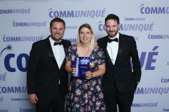 Pegasus' suicide prevention campaign wins at Communiqué