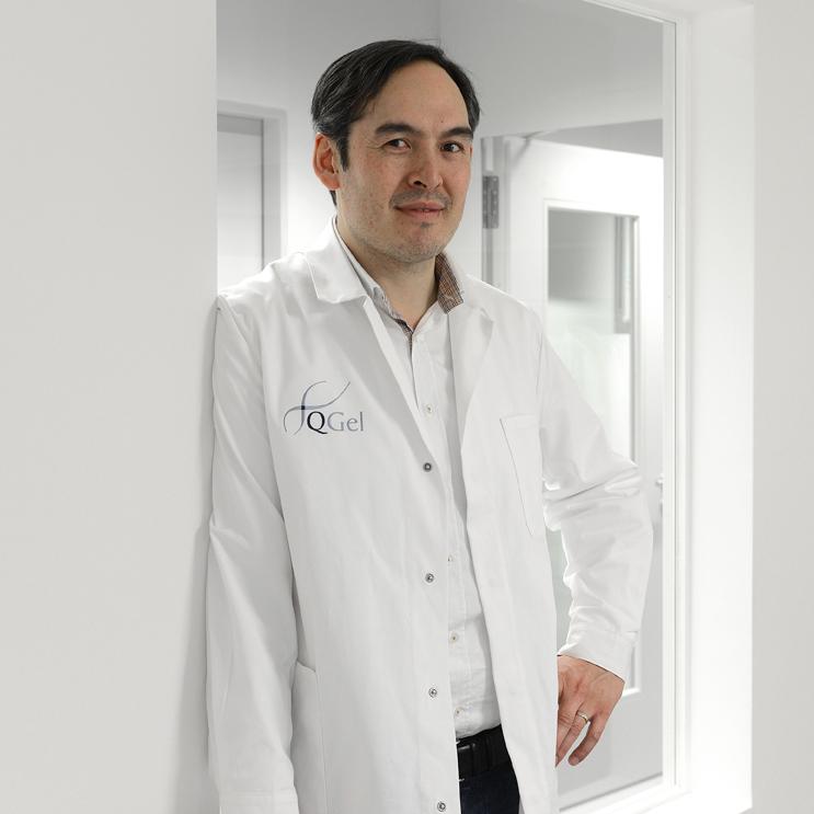 Dr Colin Sanctuary