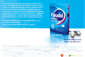 Panadol Advert