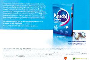 Panadol Advert