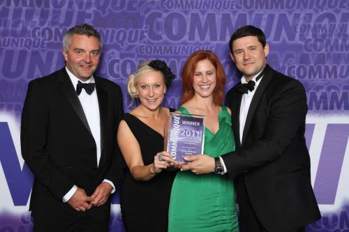 Award for Best Corporate Communications