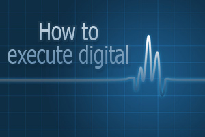 How to execute digital pharma strategy