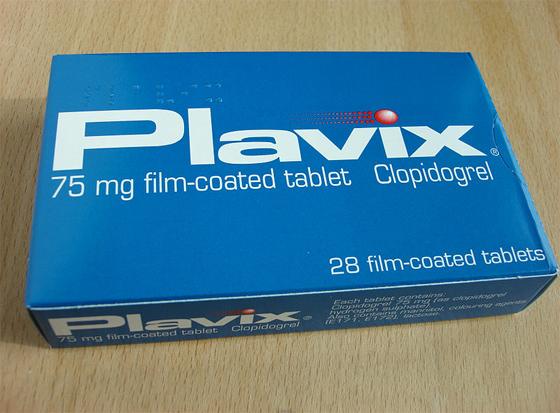 Plavix - Bristol-Myers Squibb